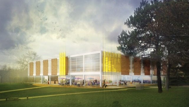 Lakeland University has launched a $12 million campaign that includes a $6 million revitalization of its Younger Family Campus Center.
