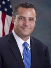 Hammond Mayor Thomas McDermott.