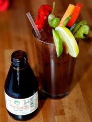 How popular are Bloody Marys? Engine Company No. 3, 217 W. National Ave., served Rhinelander shorties as a chaser when it first opened, but demand outstripped supply and it had to switch to Miller High Life shorties. The restaurant uses its own pickled vegetables as garnish.