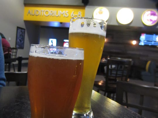 Flix Brewhouse draft beers