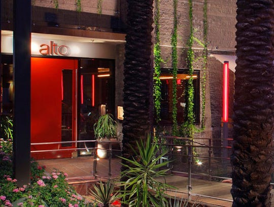 Celebrate amore at Alto Ristorante e Bar.