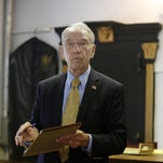 Town halls and Twitter with Sen. Chuck Grassley