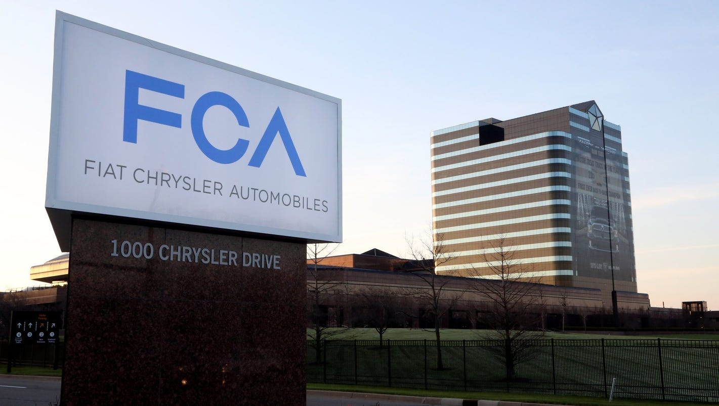 UAW to protest outside Detroit auto show over closure of Toledo Fiat Chrysler facility