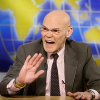 James Carville photos through the years