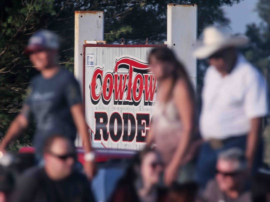 Cowtown Rodeo is the longest running weekly rodeo in America. In its 64 year history, Lauren Ehrlich is the first woman to successfully ride a bull for 8 seconds.