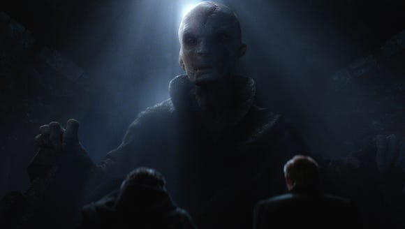 There is still much to be learned about the First Order's