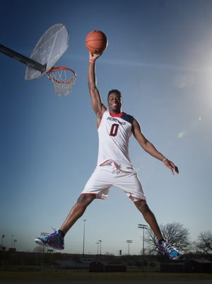 Dallas' Emmanuel Mudiay plans to play for SMU.