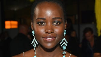 Actress Lupita Nyong'o has written about her encounters with producer Harvey Weinstein.