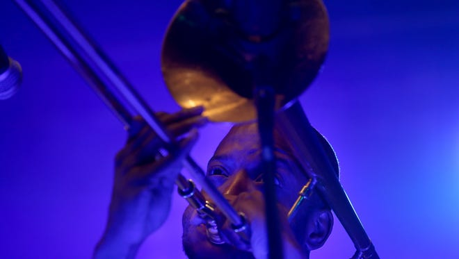 Trombone Shorty will play on the final night of the Xerox Rochester International Jazz Festival for the second consecutive year.