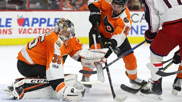 Saturday could mark Steve Mason's last game as a Flyer and it's against the only other team he's ever played for.