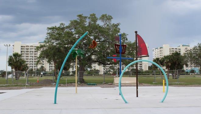 The Titusville Splash Park will open Saturday, June 10 at Sandpoint Park.