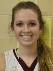Kara Newell, Shippensburg girls basketball