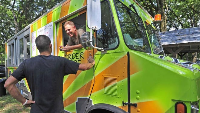 Riffs Fine Street Food will be at the Music Row Rally Food Truck Lunch.