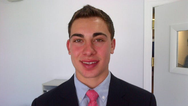 Jake Marino, Harrison High School lacrosse player