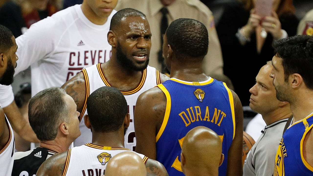 NBA Finals: What's next after chaotic Game 4?