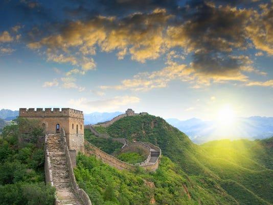 Great Wall built around Chinese stocks crumbling
