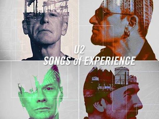 """U2: """"Songs of Experience"""""""