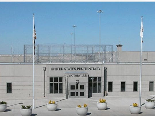 The United States Penitentiary, Victorville, Calif.