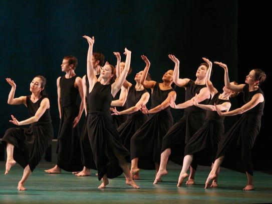 Purdue Convocations will present the Mark Morris Dance