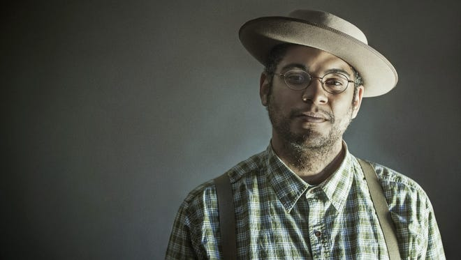 Former Carolina Chocolate Drops member Dom Flemons will release his solo album, 'Prospect Hill,' July 22 on Music Maker Relief Foundation.