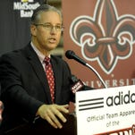 Scott Farmer, UL athletic director, says the university has a plan to cover cost-of-attendance stipends to some student-athletes.