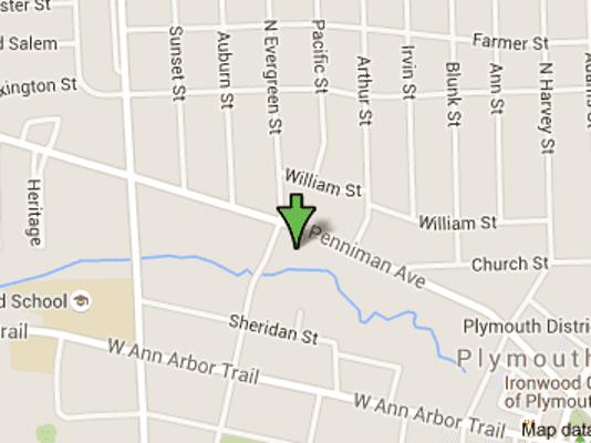 ply lutheran location map
