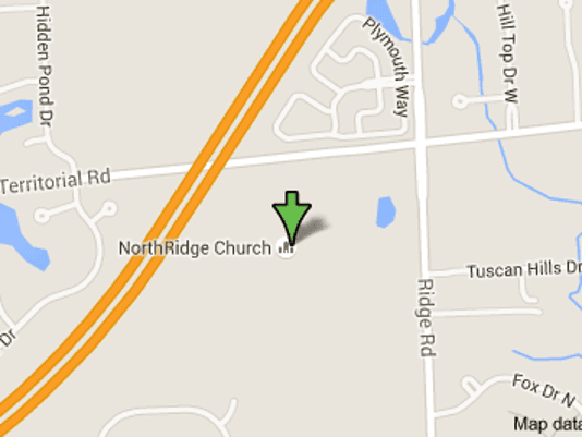 ply northridge map