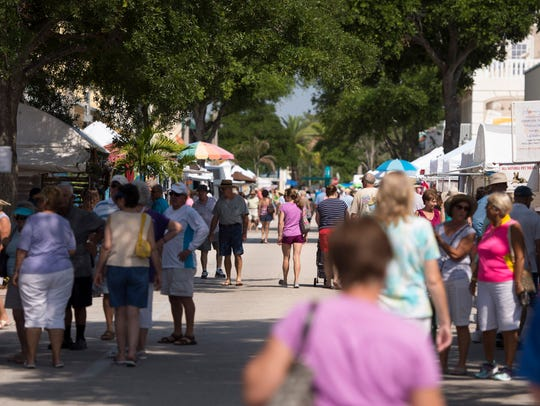 Arts and crafts festivals and shows can be found in Vero Beach, Stuart and Jensen Beach this weekend.