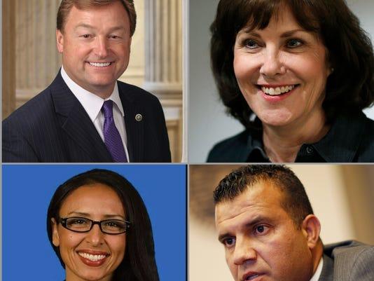 2018 U.S. Senate Primary Candidates