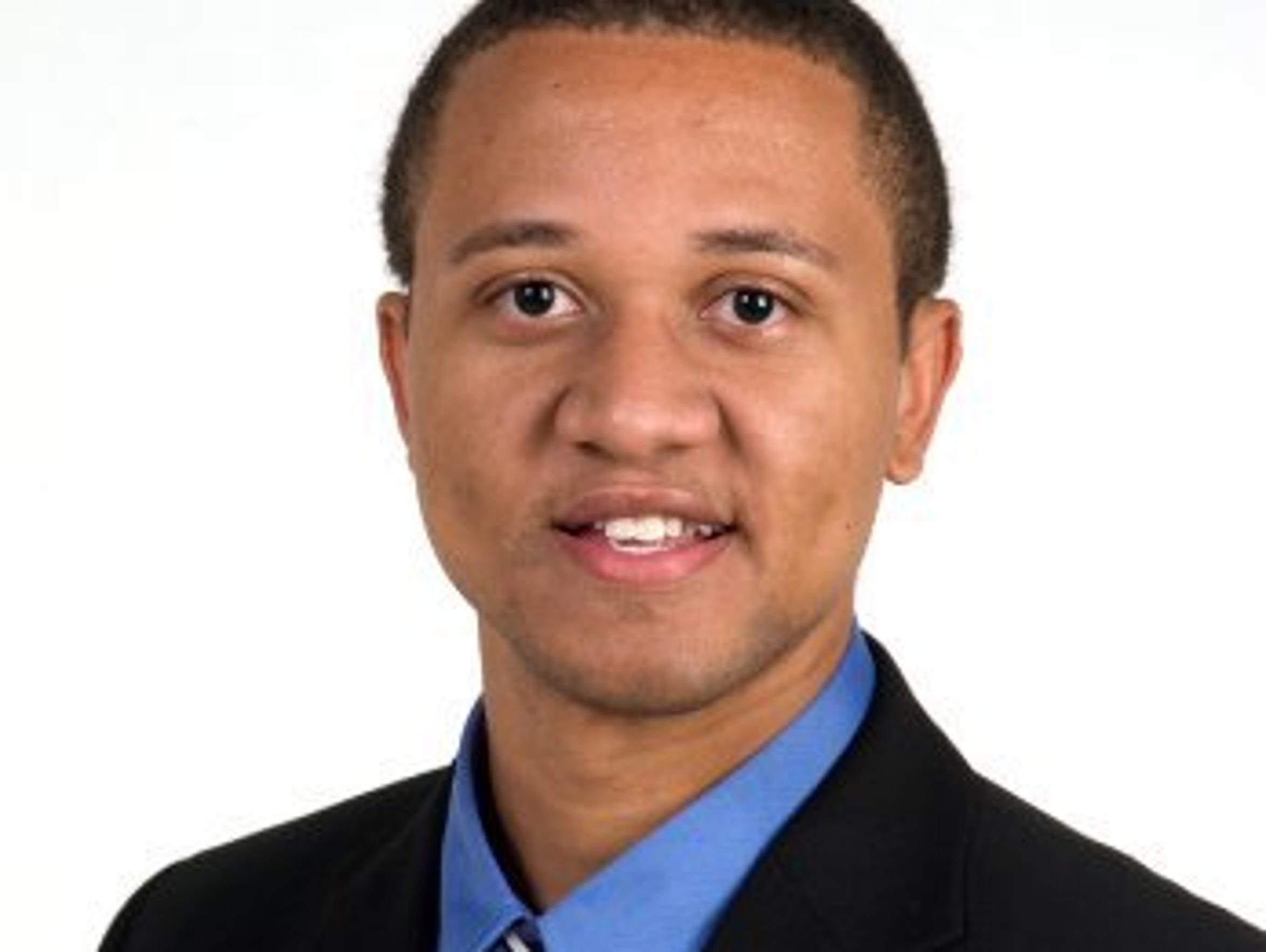 Reko Griggs, valedictorian of Waynesboro High School's