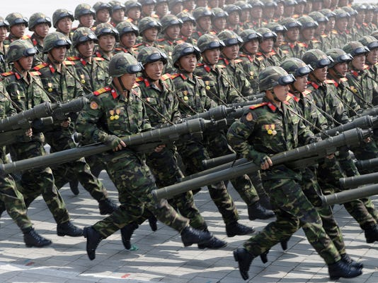 North Korea Military How Capable Is The Norths Fighting Force