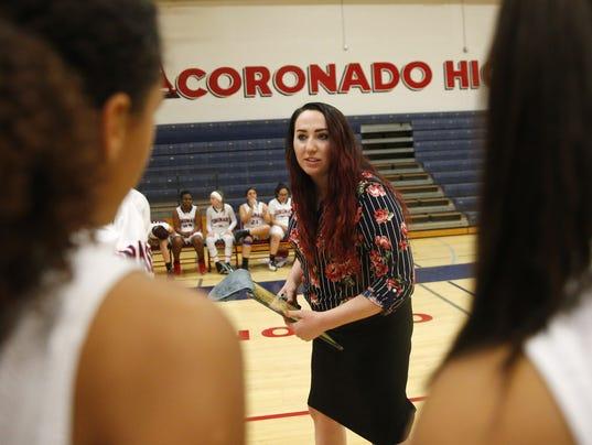 Coronado Girls basketball