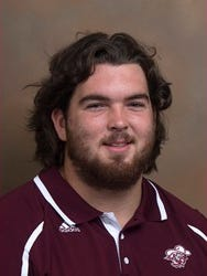 Scurry is an offensive lineman at EKU and was allegedly assaulted an an off-campus bar Saturday night in Richmond, Ky.