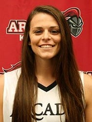 Camden Catholic graduate Addy Crenny earns all-conference honors
