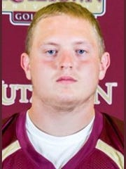 Spring Grove grad Ben Cregger was a three-year starting center at Kutztown University. He served as a volunteer coach there this past spring.