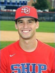Ryan McMillen, Shippensburg University baseball