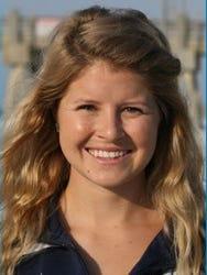 UWF junior Allison Lehr
