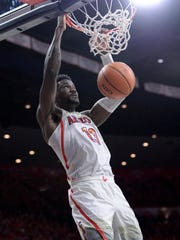 Deandre Ayton, a center from Arizona, could be the top pick June 21.