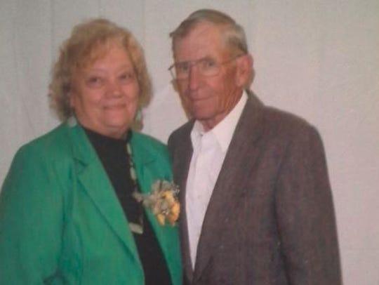 Anna and Joe Rotz