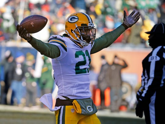 Ha Ha Clinton-Dix was the Packers' first-round pick