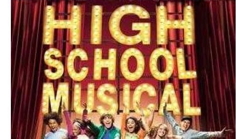 Audtions for High School Musical will be May 23-26