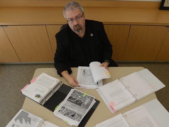 Salisbury University professor Memo Diriker reviews