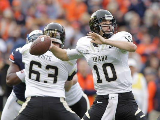 NCAA Football: Idaho at Auburn