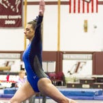 Caitlin Locante, Lexi Penney win state gymnastics titles, Brookfield places third as a team