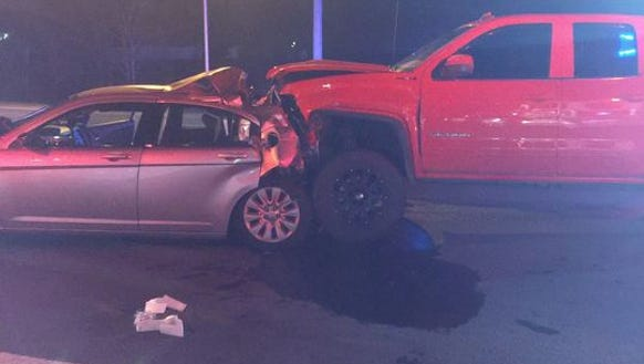 Driver in fatal crash had twice the legal limit of