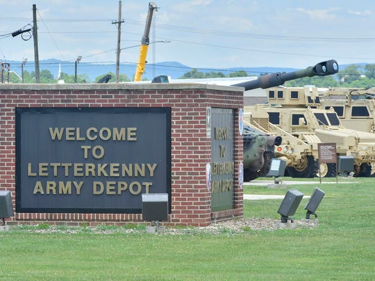 An explosion was reported at around 7 a.m. Thursday morning at Letterkenny Army Depot, Chambersburg, Pa. Injuries were reported at Building 350 and air medical responded to the scene.
