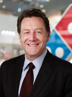 Patrick Doyle, president and chief executive officer, Domino's Pizza.
