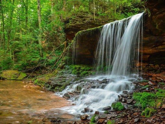 Lost Creek Falls (Cornucopia)