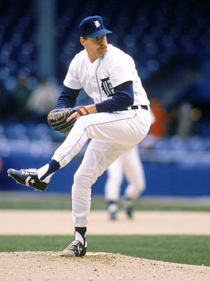 After leaving the Tigers, Jack Morris became a World Series hero for the Twins in 1991.