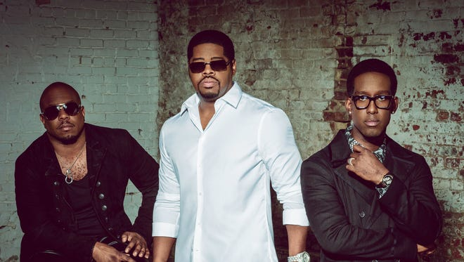 Boyz II Men have now been regulars on the Las Vegas residency scene for nearly three years.